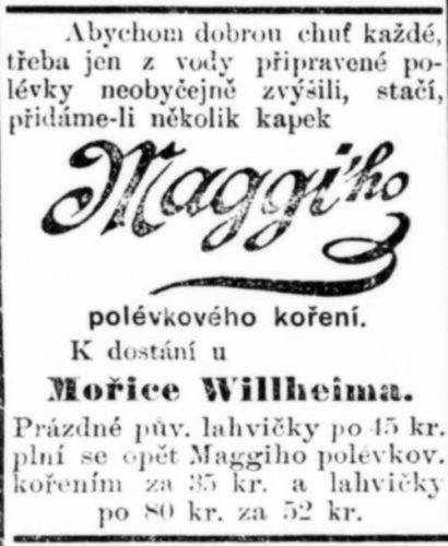 Maggiho Polévkové Koření