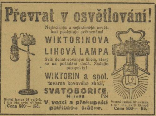 Lihová Lampa