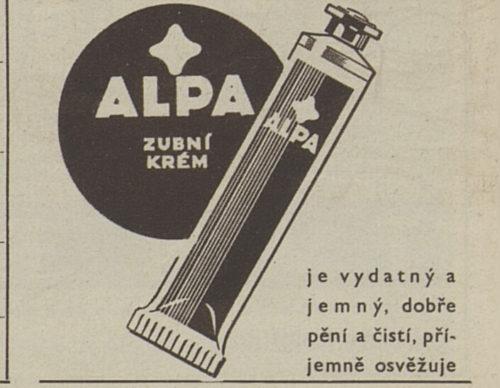 Alpa Na Zuby